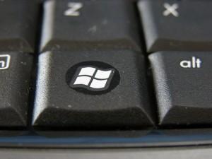 windows key laptop