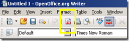Save as pdf open office
