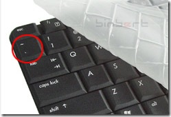 Indian Rupee Keyboard