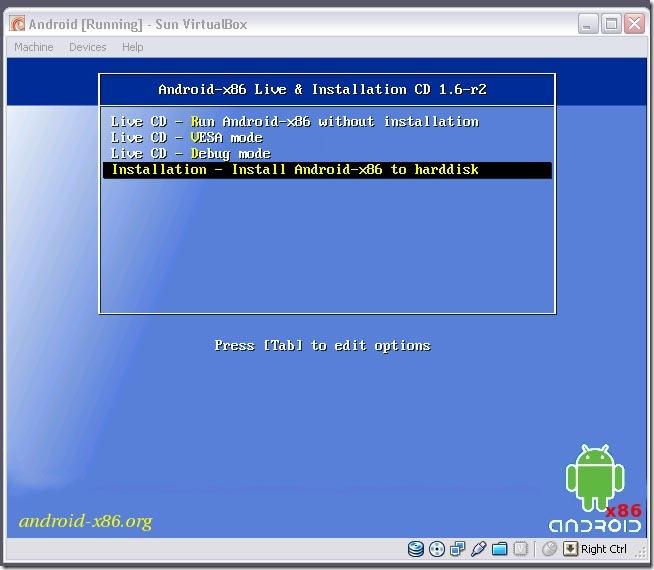 android desktop install 1