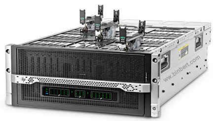HP Moonshot 1500 system
